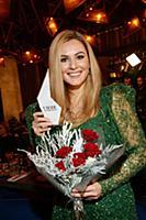 Мария Кожевникова. Церемония вручения премии «VMOD