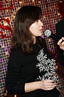 Марина Кравец. Церемония вручения премии «VMODE Aw