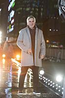 Валерий Меладзе. Съемки программы «Новогодняя ночь