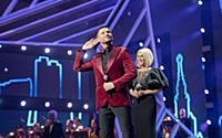 Сергей Лазарев, Лера Кудрявцева. Концерт «Песня го