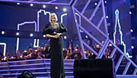 Лера Кудрявцева. Концерт «Песня года 2019» на площ