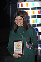 Наталия Егорова. 25-й Международный кинофестиваль