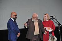 Вадих Эль-Хайек, Алексей Симонов, Ольга Боброва. 2
