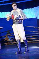 Алексей Кондрахов. Мюзикл «Алые паруса». Культурны