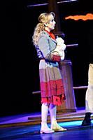 Мария Плужникова. Мюзикл «Алые паруса». Культурный