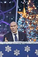 Николай Валуев. Съемки программы «Голубой огонек»