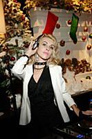 DJ Salamandra. Рождественский благотворительный ве