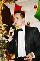 Антон Зорькин. Рождественский благотворительный ве