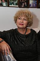 Людмила Нарусова. Празднование 'Хануки' в Культурн