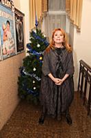 Клара Новикова. Празднование 'Хануки' в Культурном