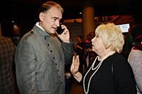 Александр Жигалкин, Анна Фроловцева. Праздничный к