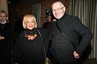 Ирина Гинзбург (Журбина), Александр Журбин. Праздн