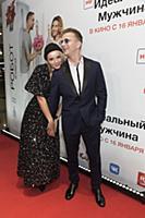Роман Курцын с супругой. Премьера фильма «(НЕ) Иде
