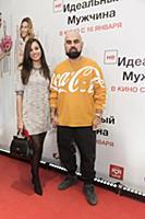 Artik (Артем Умрихин) с супругой. Премьера фильма