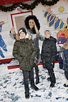 Мария Погребняк с сыновьями. Благотворительная акц