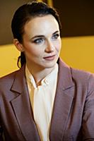 Анна Снаткина. Церемония вручения премии «Золотой