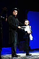 Дмитрий Карташов, Марк-Малик Мурашкин. Церемония в