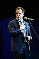 Владимир Мединский. Церемония вручения премии «Зол