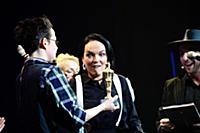 Дарья Федорова. Церемония вручения премии «Золотой