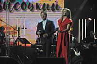 Дмитрий Харатьян, Екатерина Гусева. Вручение преми