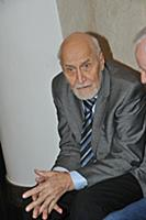 Николай Дроздов. Вручение премии «Своя Колея». Теа