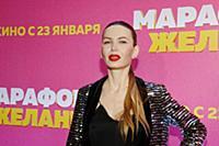 Ольга Леснова. Премьера фильма «Марафон Желаний».