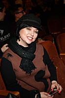 Юлианна Шахова. Национальная кинопремия «Белый сло