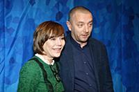 Екатерина Семенова, Алексей Агранович. Национальна