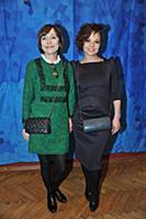Екатерина Семенова, Светлана Бельская. Национальна