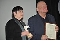 Наталья Нусинова, Андрей Осипов. Национальная кино
