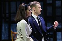 Полина Лазарева, Илья Никулин. Пресс-показ спектак