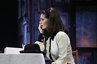 Полина Лазарева. Пресс-показ спектакля «Старший сы