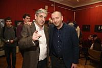 Михаил Агранович, Алексей Агранович. Национальная