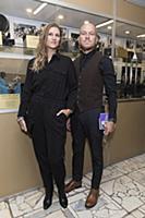 Марьяна Спивак с супругом. Церемония вручения Наци