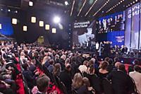 Атмосфера. Церемония вручения Национальной кинемат