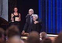 Никита Михалков, Алиса Фрейндлих. Церемония вручен