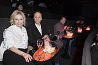 Марина Зудина, Владимир Мишуков. Премьера второго