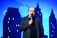 Сергей Сенин. Презентация реалити-шоу «Битва прест