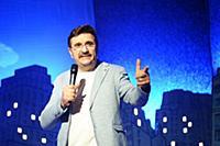 Валерий Комиссаров. Презентация реалити-шоу «Битва