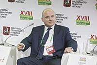 Филипп Копылов. XVIII Ассамблея «Здоровая Москва».