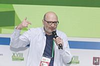 Дима Зицер. XVIII Ассамблея «Здоровая Москва». ВДН
