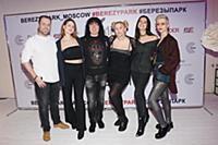 Андрей Алексин, Диана Бичарова, Некрасова Дарья. В