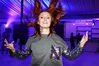 Анна Сахара (Anna Sahara). Вечеринка Disco Funk Pa