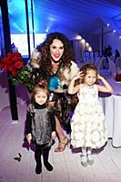 Татьяна Лихачева с дочерьми. Вечеринка Disco Funk