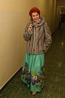 Оксана Сташенко. Открытие IV Международного кинофе