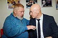 Дмитрий Муратов, Игорь Сандлер. День рождения Игор