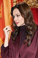 Настасья Самбурская. Пресс-ужин в замке реалити-шо