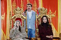 Дарья Зотеева, Валерий Комиссаров, Настасья Самбур