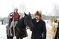 Валерий Комиссаров. Пресс-ужин в замке реалити-шоу