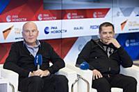 Игорь Матвиенко, Николай Расторгуев. Творческая вс